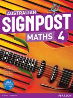 Australian Signpost Maths 4 : 2nd Edition - Alan McSeveny