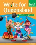 Write for Queensland 3 - Sherylea Jorgensen