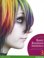 Basic Business Statistics : Concepts and Applications - Mark Berenson