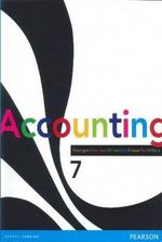 Accounting : 7th Edition - Charles Horngren