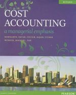 Cost Accounting - Horngren