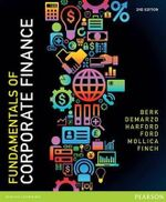 Fundamentals of Corporate Finance (2e) - Jonathon Berk