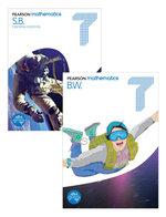 Pearson Mathematics 7 : Essentials Edition Student Book / Bridging Workbook Value Pack - Australian Curriculum - David Coffey