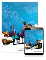 Jinbu 1  : Student Book/Pearson Reader 1.0 Combo Pack - Zhu, Xiaoming & Bin, Yu