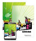 Jinbu 2 : Student Book/Activity Book/Pearson Reader 1.0 Combo Pack - Zhu, Xiaoming & Bin, Yu