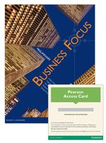 Business Focus Preliminary  : Student Book/Pearson Reader 1.0 Combo Pack - Mike et al Horsley