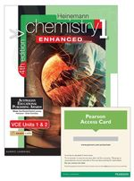 Heinemann Chemistry 1 Enhanced : Student Book/Pearson Reader 1.0 Combo Pack (4e) - Nicole Lukins
