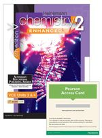 Heinemann Chemistry 2 Enhanced  : Student Book/Pearson Reader 1.0 Combo Pack - Bob Hogendoorn