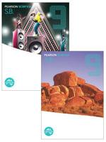 Pearson Science 9  : Student Book / Activity Book Value Pack - Australian Curriculum - Greg Rickard