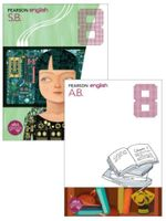 Pearson English 8 : Student Book / Activity Book Value Pack - Australian Curriculum - Michael Pryor