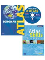 Longman Atlas Value Pack  : 6th Edition - Malcolm Stacey