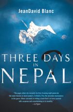 Three Days in Nepal - JeanDavid Blanc