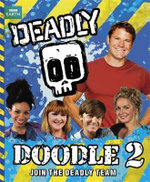Deadly Doodle Book : Book 2 - Steve Backshall