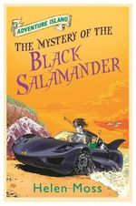 The Mystery of the Black Salamander - Helen Moss