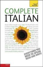 Complete Italian : Teach Yourself  - Lydia Vellaccio