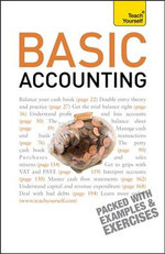 Basic Accounting : Teach Yourself - Andy Lymer