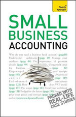 Small Business Accounting : Teach Yourself - Andy Lymer