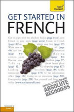 Get Started In French : Teach Yourself - Catrine Carpenter