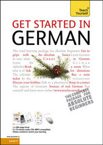 Teach Yourself Get Started In German : Book / CD Pack - Rosi McNab