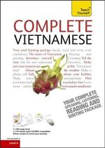 Complete Vietnamese - Book / CD Pack : Teach Yourself  - Dana Healy