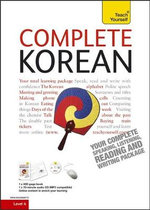 Complete Korean - Book/CD Pack : Teach Yourself - Mark Vincent