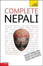 Complete Nepali : Teach Yourself  - Michael Hutt