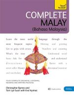 Complete Malay (Bahasa Malaysia) - Book / CD Pack - Christopher Byrnes