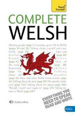 Complete Welsh : Teach Yourself - Julie Brake