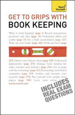 Get To Grips With Book Keeping : Teach Yourself  - A.G. Piper