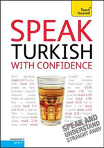 Speak Turkish With Confidence : Teach Yourself  - Sultan Erdogan
