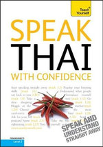 Speak Thai With Confidence : Teach Yourself  - David Smyth