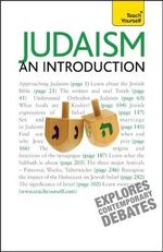 Judaism An Introduction : Teach Yourself  - C.M. Hoffman