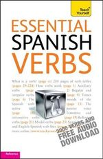 Essential Spanish Verbs : Teach Yourself  - Maria Rosario Hollis