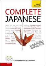 Complete Japanese - Audio Support : Teach Yourself - Helen Gilhooly