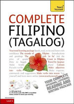 Complete Filipino (Tagalog) : Book and CD Pack : Teach Yourself - Corazon Salvacion Castle