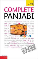 Complete Panjabi Beginner to Intermediate Course : Learn to Read, Write, Speak and Understand a New Language with Teach Yourself - Surjit Singh Kalra