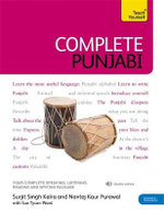 Complete Panjabi Beginner to Intermediate Course : (Book and Audio Support) Learn to Read, Write, Speak and Understand a New Language with Teach Yourself - Surjit Singh Kalra