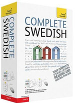 Complete Swedish (Learn Swedish with Teach Yourself) :  Teach Yourself - Vera Croghan