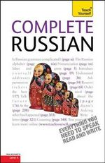 Complete Russian : Teach Yourself  - Daphne M. West
