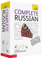 Complete Russian - Book / CD Pack : Teach Yourself  - Daphne M. West