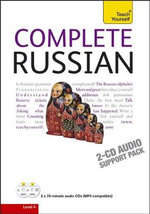 Complete Russian - Audio Support : Teach Yourself - Daphne M. West