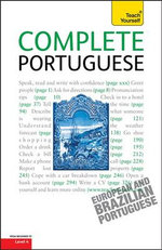 Complete Portuguese : Teach Yourself Complete Courses - Manuela Cook