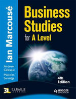 Business Studies for A-level : Hodder Education Publication - Ian Marcouse