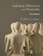 Individual Differences and Personality - Colin Cooper