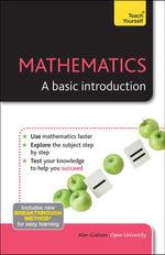Basic Mathematics : Teach Yourself - Alan Graham