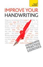 Improve Your Handwriting : Teach Yourself - Rosemary Sassoon