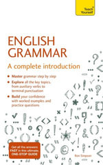 Essential English Grammar : Teach Yourself - Ron Simpson