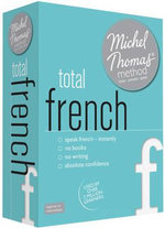 Total French with the Michel Thomas Method - Michel Thomas