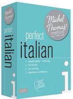 Perfect Italian with the Michel Thomas Method - Michel Thomas