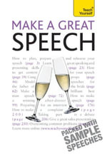 Make a Great Speech : Teach Yourself - Jackie Arnold